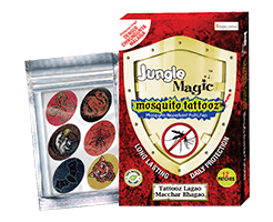 Jungle Magic Mosquito Tattooz